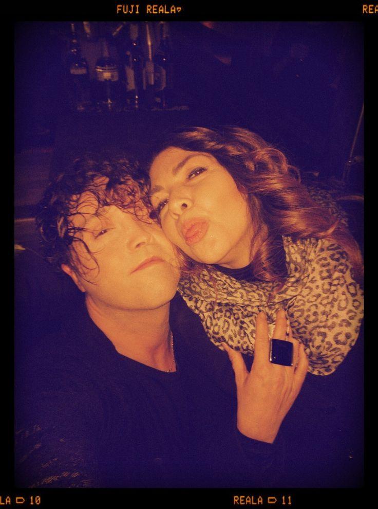 Io e Cristina a Brescia