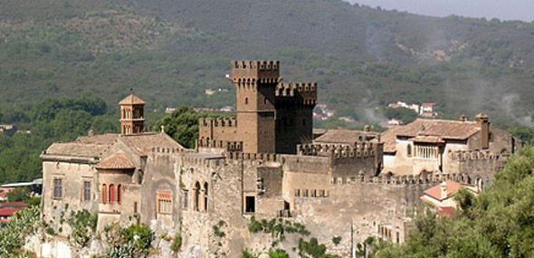 Certosa di San Giacomo. Ricevimento matrimoniale e visita ai dintorni   Certosasangiacomo