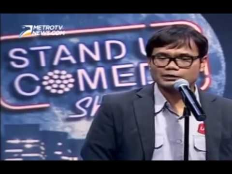 Stand Up Comedy ~ Soleh Solihun