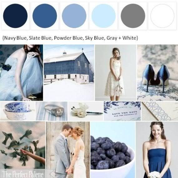 {Bridesmaid Clutch Round Up}: And Palettes to Coordinate!