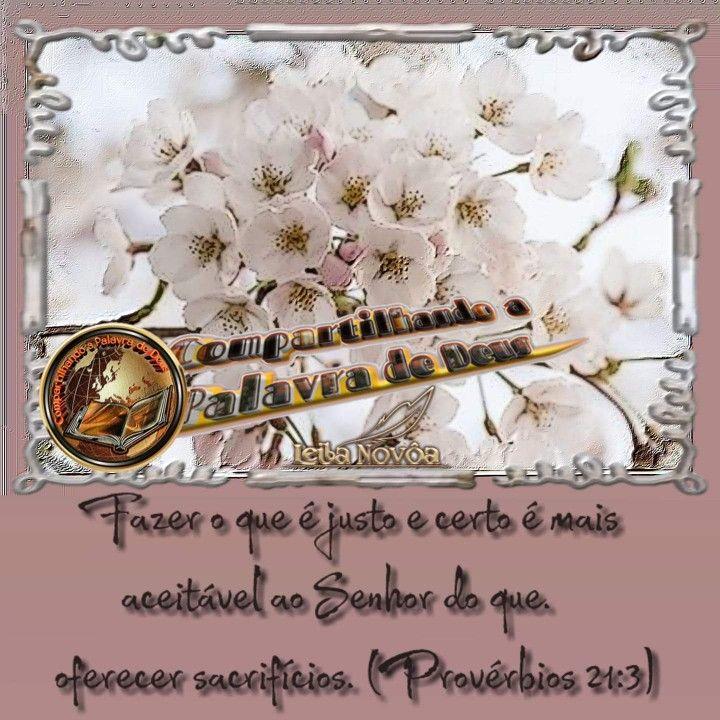 Pin De Leilusk Em Compartilhando A Palavra De Deus Https Www