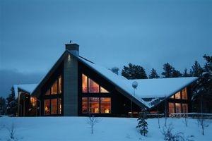 Årrenjarka Mountain Village — Future Jokkmokk