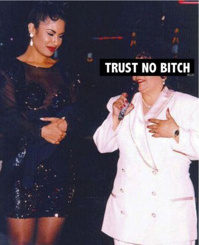 """Trust No Bitch"""