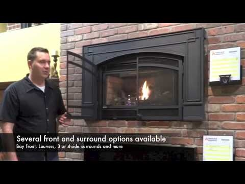 GDI30 Napoleon Gas Insert - Fireplace Warehouse ETC
