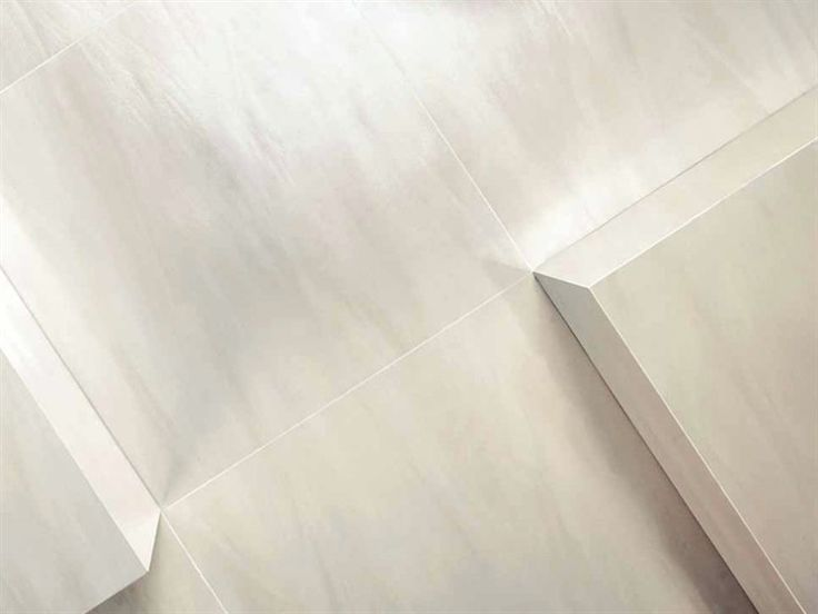 Indoor porcelain stoneware wall/floor tiles OCEAN WHITE Ocean Collection by IRIS CERAMICA | design Romano Minozzi