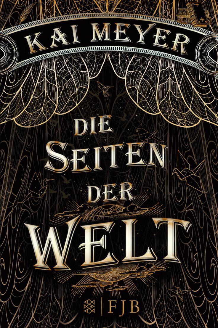 Die Seiten der Welt von Kai Meyer - Ein wunderbares Buch das die Liebe zu Büchern toll wiederspiegelt.