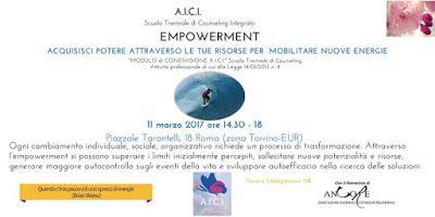 SCUOLA COUNSELING  GRUPPI  A.I.C.I Roma Counseling : FORMAZIONECRESCITA PERSONALE E COMUNICAZIONE SAB...