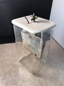 Antique-Edison-Cell-Battery-Jar-With-EVEREADY-Battery-RARE