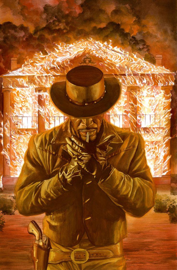 Colección FanArt de Django Unchained