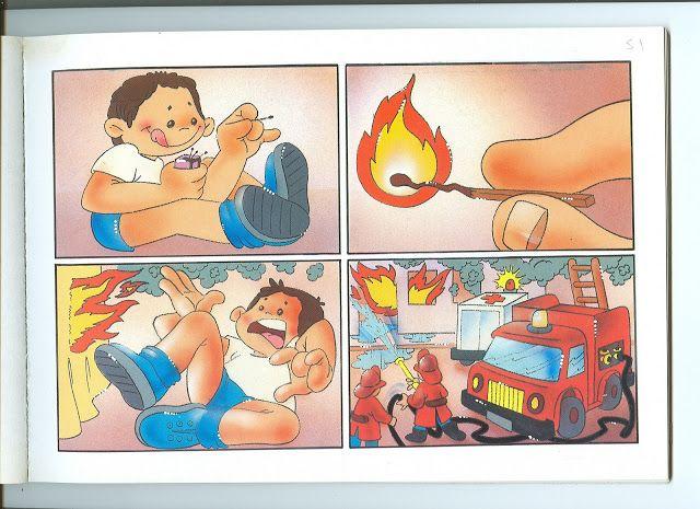 6 ogień