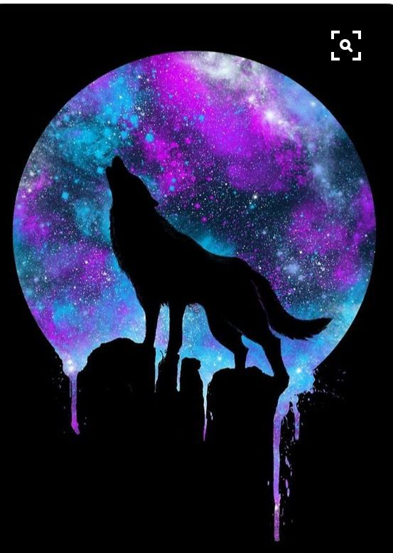 Wallpapers 4k Free Iphone Mobile Games Animals Wolf Galaxy