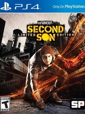 inFAMOUS: Second Son Limited Edition, Just what the PS4 needed