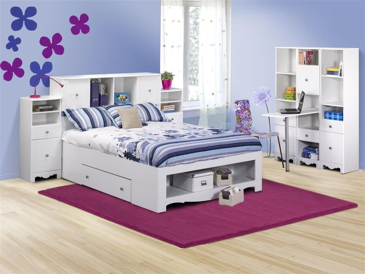 25+ best Full size bedroom sets ideas on Pinterest   Girls bedroom ...