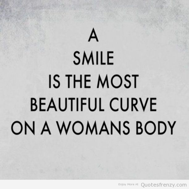 A smile happy women quotes, happy womens day