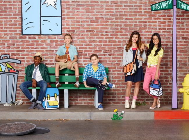 Disney XD launches a fun new show in October called Kirby Buckets and BYOU Magazine will feature an exclusive interview with two of its stars, Olivia Stuck and Tiffany Espensen, in our upcoming Fall 2014 issue! Read More: https://www.byoumagazine.com/disney-xd-announces-new-show-kirby-buckets/