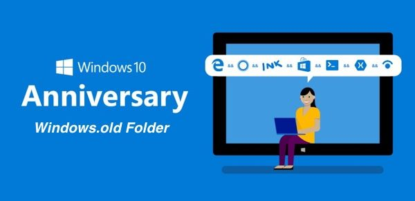 Delete Folder After Windows 10 Anniversary Update And Get 20GB Disk Space Ba...