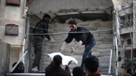 Kerry to Syria's Assad regime: 'Show some decency' #World #iNewsPhoto