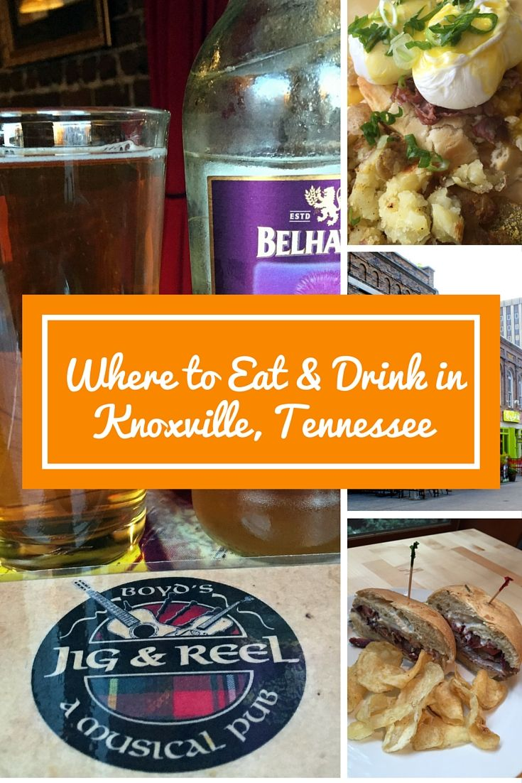 Where to eat and drink in Knoxville, Tennessee