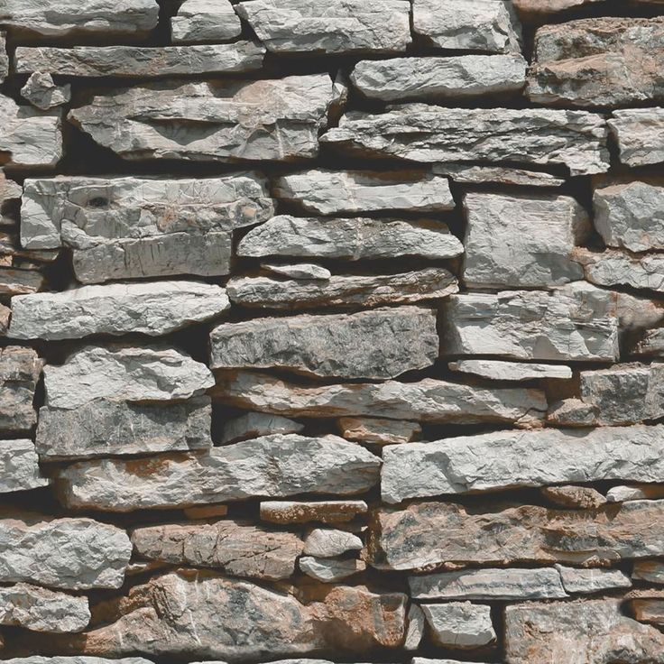 MOROCCAN WALL NATURAL SLATE STONE WALLPAPER ARTHOUSE VIP 623000 GREY BRICKS #ArthouseVIP #FeatureWall