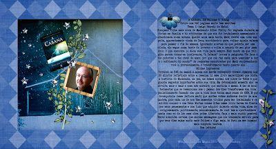 """Scraplivros: Leitura Mágica 2015 - """"Temas 1 e 2"""""""