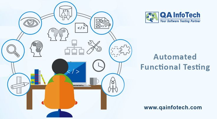 To check that your application has zero functional issues, get automated functional testing done to ensure a quality experience by your customers. For functional test automation consult experts or to know more visit: https://qainfotech.com/automation-testing-services-and-tools.html #TestAutomation