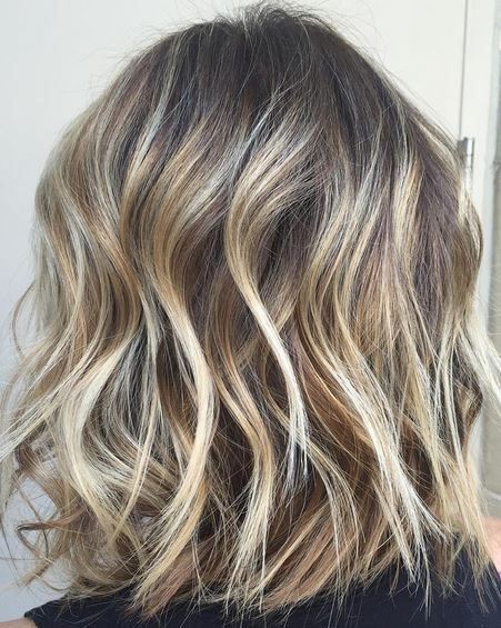 25 bsta balayage on short hair iderna p pinterest blonde best hair color ideas 2017 2018 balayage highlights on short hair urmus Images