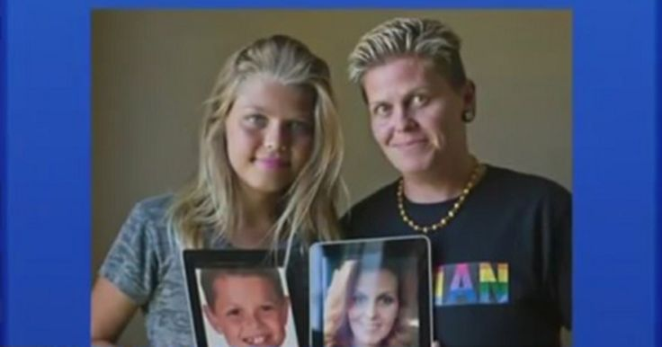 ABC Gushes Over 'Amazing,' 'Inspiring' Story Of Mother And Son Swapping Genders