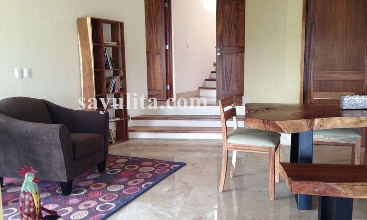 Sayulita House on rent. Book Online. #Mexico #Canada #USA #villa #homes
