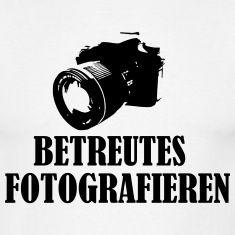 betreutes Fotografieren, Kamera, Film, Lusitg T-Shirts