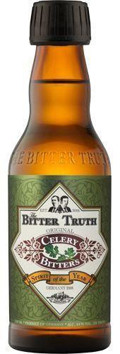 The Bitter Truth Celery Bitters 44%, 200ml Online - – Liquor Mart