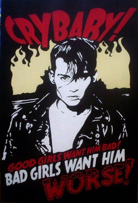 Johnny Depp; Cry Baby