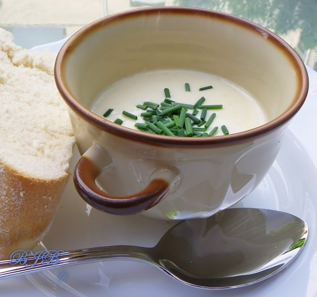 Vichyssoise | Recipes I want to try | Pinterest