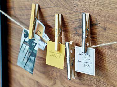 La Favola Incantata® di Ieva Raffaella: Riciclo creativo mollette di legno