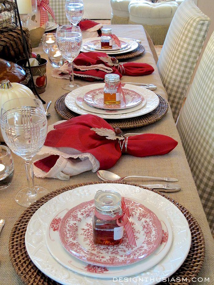 rosh hashanah napkins