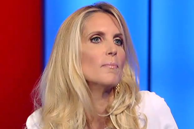 Ann Coulter uses Michelle Obama speech as jump-off point to give her own hilariously wrong history of race in America. DB! #UniteBlue