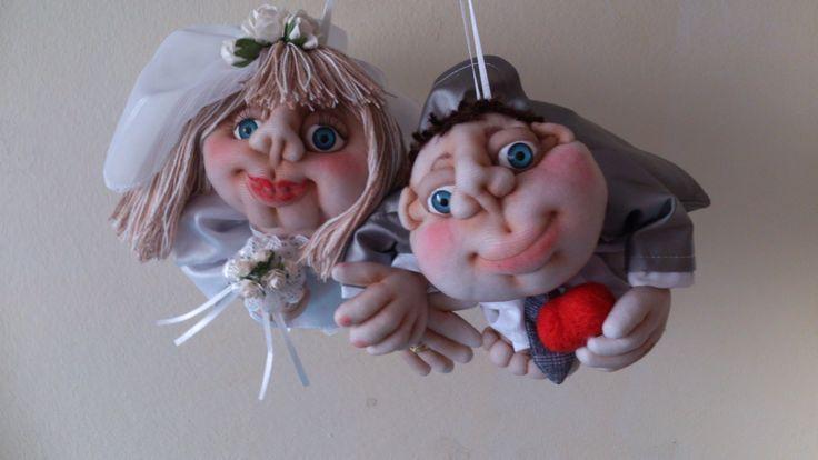 Свадебный сувенир, для тех у кого есть чувство юмора. Оригинальный подарок на свадьбу или годовщину свадьбы.