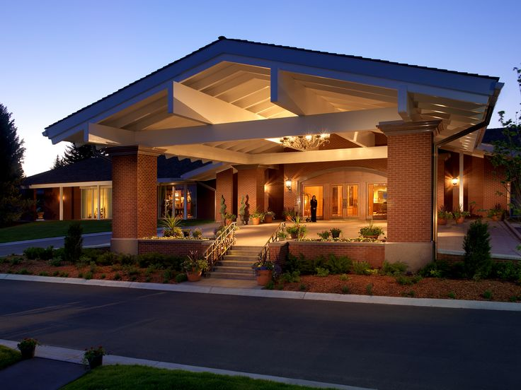 I don't want any old porte-cochère in my house, I want THIS ONE! :) #PleaseJesusPlease
