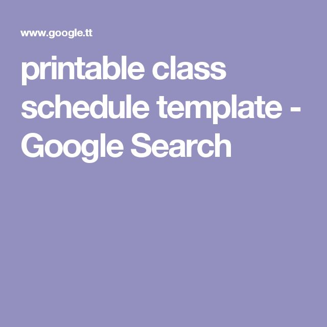 Best 25+ Class schedule template ideas on Pinterest Weekly - class timetable template