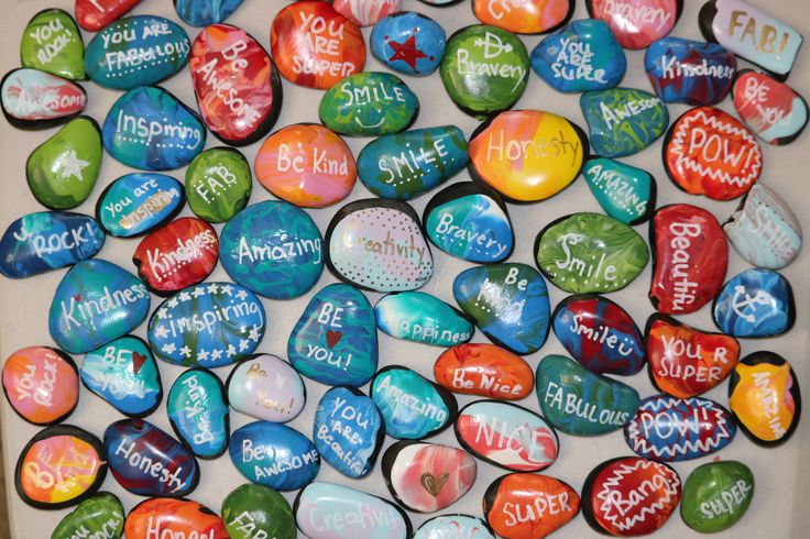 These beautiful Kindness Rocks have a new home with students who wrote Kindness Letters. The students get to pick their special Kindness Rock and I get to deliver FORTY ONE Kindness Letters to seniors!