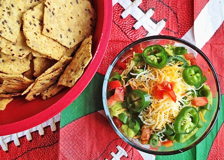 Super Bowl Sunday is a day for parties and feasting, and football snacks are a huge part of watching the big game. Over the years, I've hosted many Super Bowl parties and gradually introduced healthier versions of favorite football foods. Everyone has always loved the fact that they can indulge without guilt. Treat your friends and family to [...]