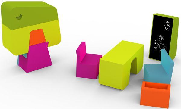 Sotano Studio – kids' foam furniture to inspire imaginative play!