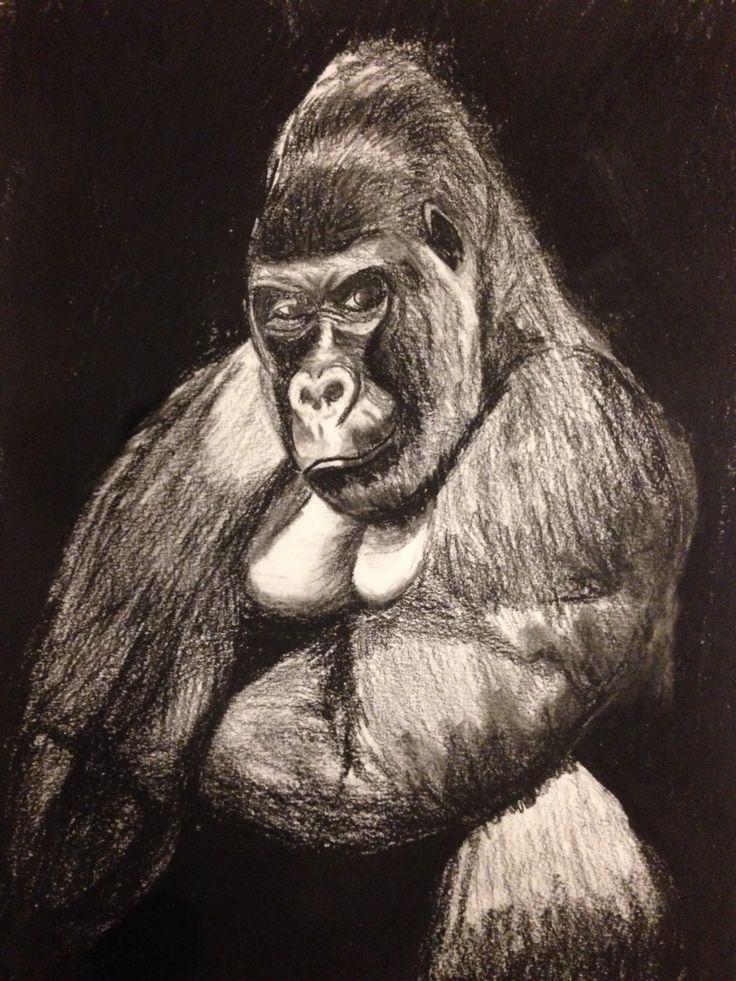 Charcoal Gorilla