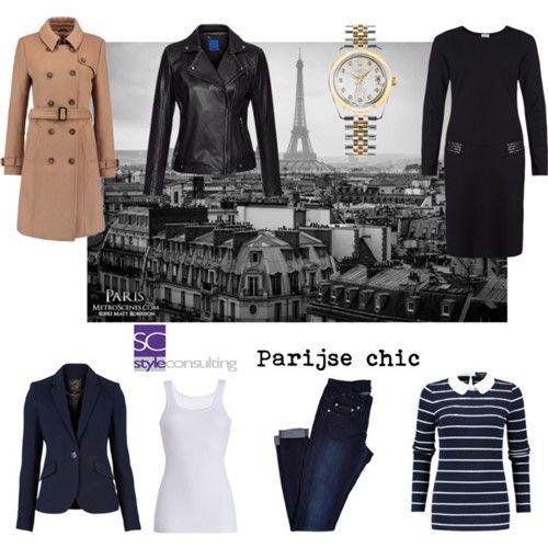 Kleed je als een Parijse.