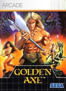 Golden Axe for Sega Mega Drive.. :D