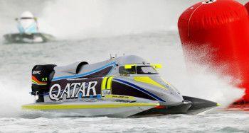 Mondiale F1 - A Doha decimo successo in carriera per Alex Carella | BLU&news