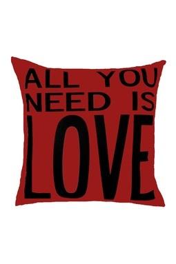 all you need is love...Bedrooms Redecorating, Decor Ideas, Lyrics Pillows, Songs Hye-Kyo, Pillows Talk, Beatles Songs Lyrics, 20X20 Pillows, Pillows Crafts, Song Lyrics