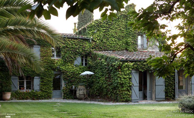 Le Mas du Naoc, maison d'hôtes dans les Alpes-Maritimes, Le Mas du Naoc - Côté Maison