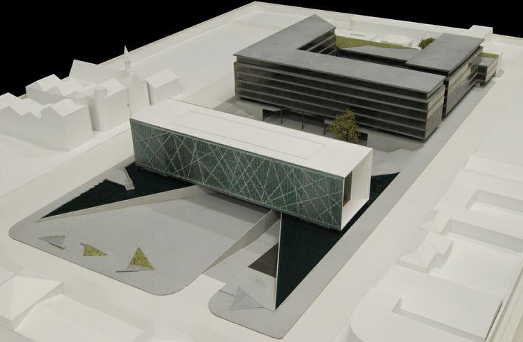 Museo de la Memoria y los Derechos Humanos (Santiago, Chile, 2009) / Estudio America #model