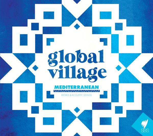 Global Village Compilation Artwork by MaricorMaricar, via Behance