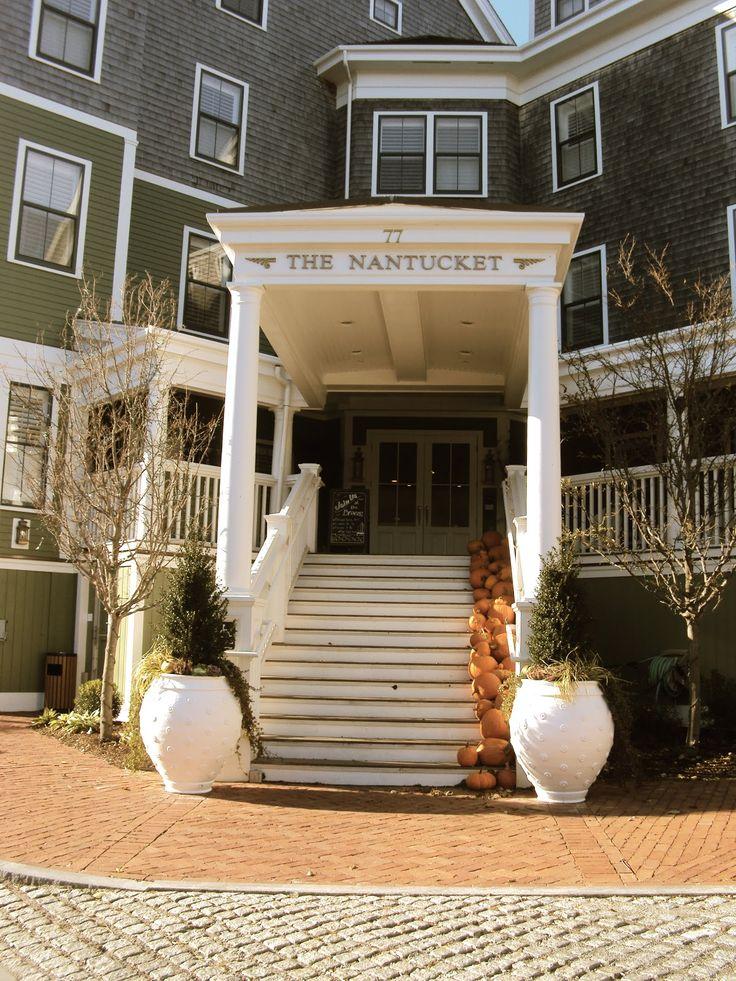 Inspired Design: Wanderlust Explored: The Nantucket Hotel